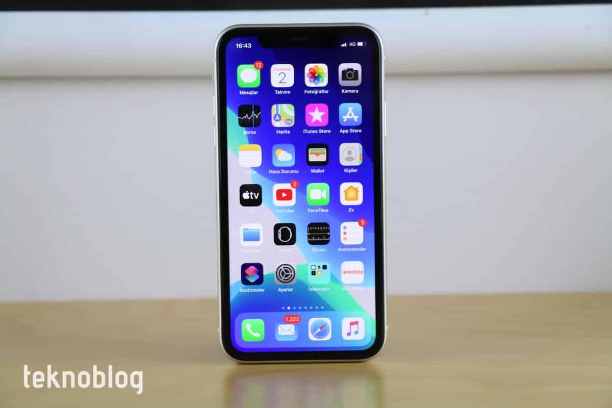 ios uygulama güncellemeleri apple iphone 12