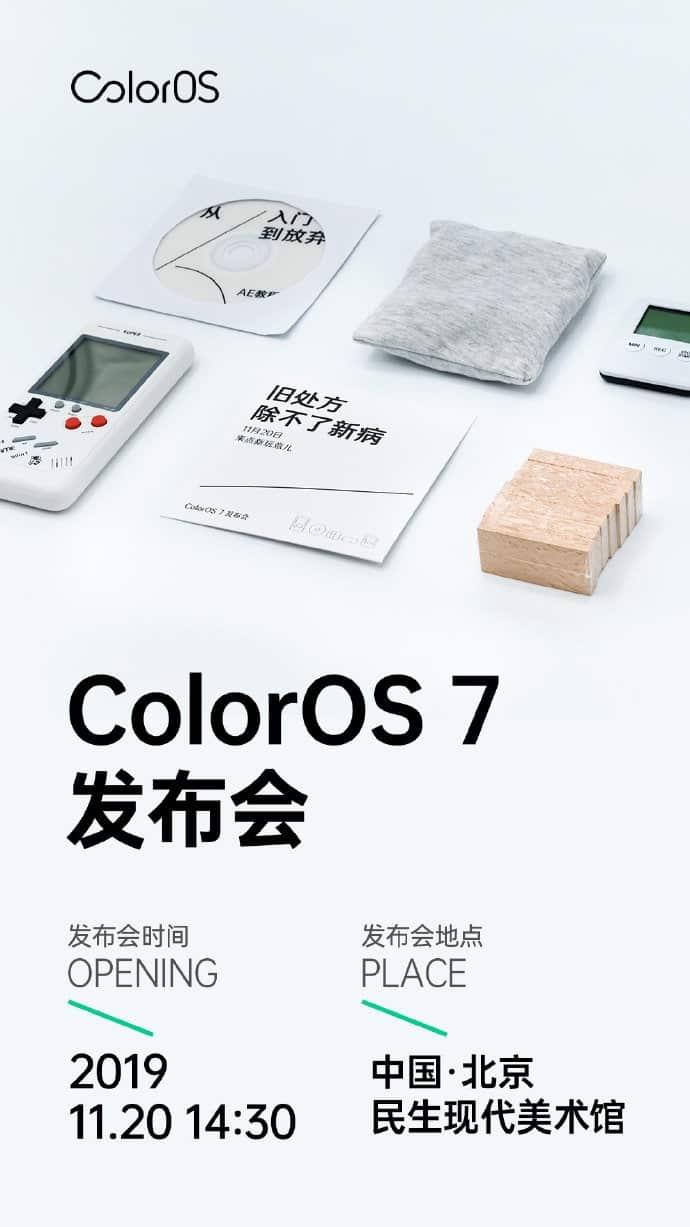 oppo color os 7 android 10