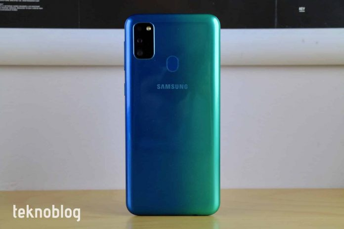 samsung galaxy m30s m31 android 10