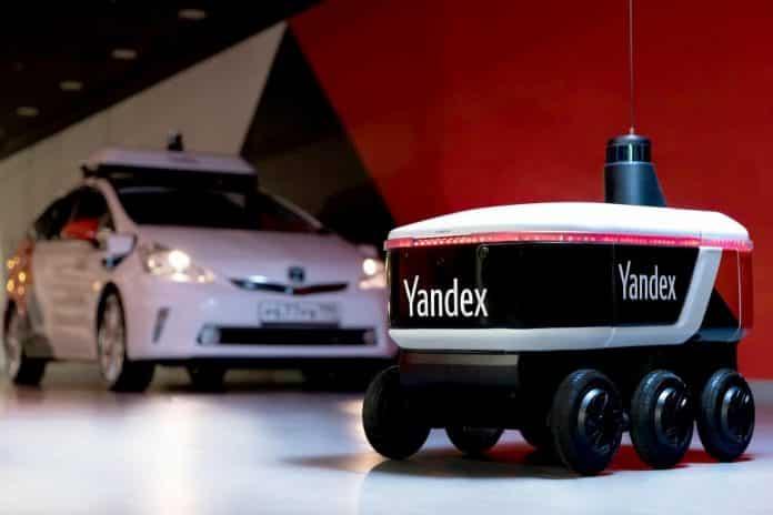 yandex rover