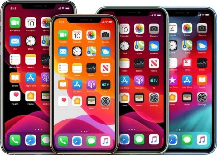 2020 model iphone pil