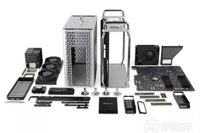 apple mac pro ifixit