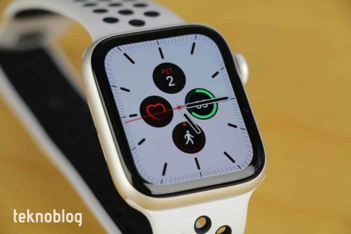 apple watch sağlık