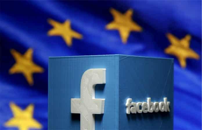 facebook avrupa birliği
