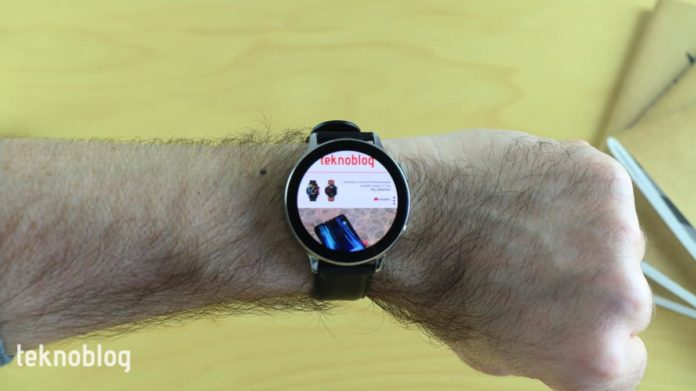 Samsung Galaxy Watch Active 2 İncelemesi