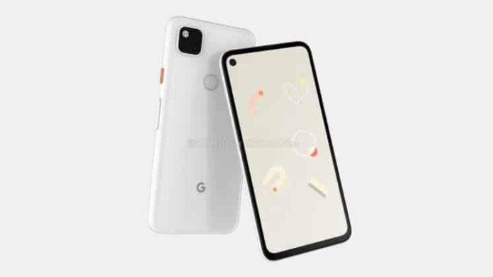 Google Pixel 4a görselleri önemli farkları işaret ediyor