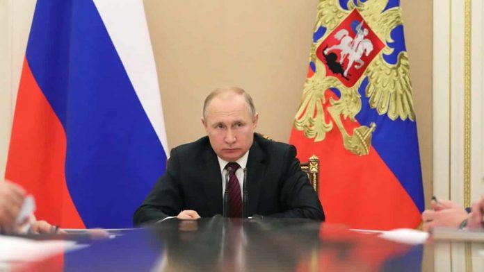 rusya vladimir putin