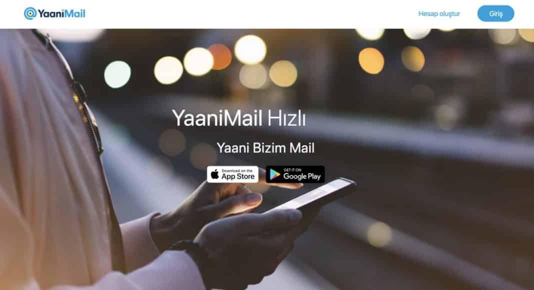 yaanimail turkcell