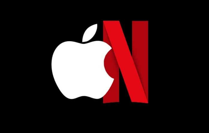 apple netflix