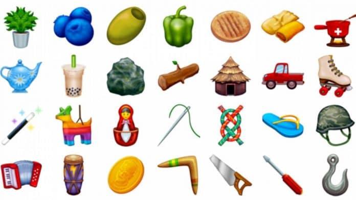 emoji 13.0 his simgeleri