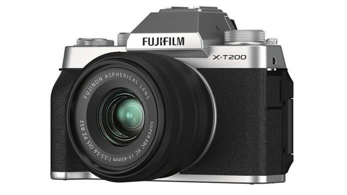 fujifilm x-t200 webcam