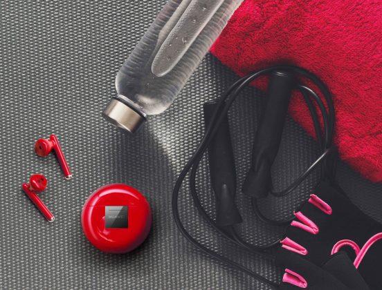 huawei freebuds 3 kırmızı