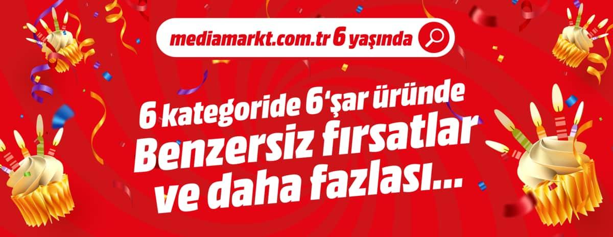 mediamarkt 6. yaş indirim kampanyası