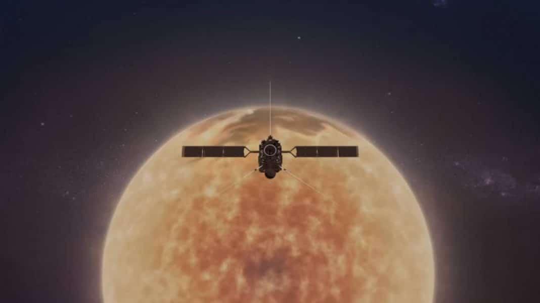 nasa esa solar orbiter