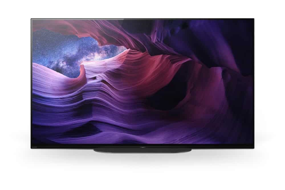 sony 48 inç 4k oled tv