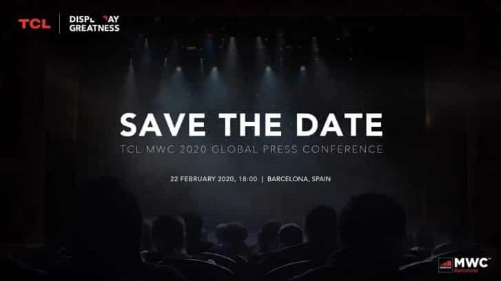tcl mwc 2020