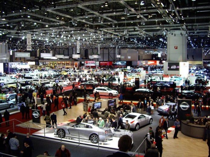 cenevre otomobil fuarı 2021