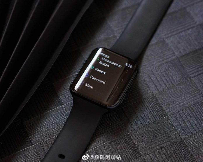 oppo akıllı saat watch