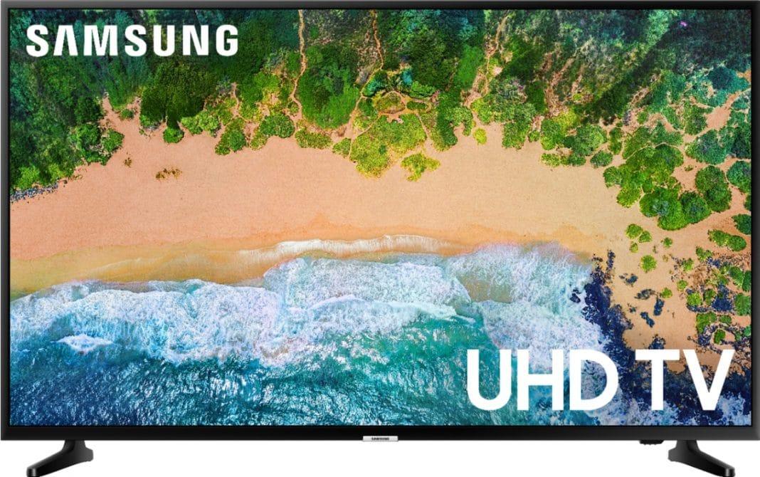 pazar fırsatı samsung 4k uhd tv