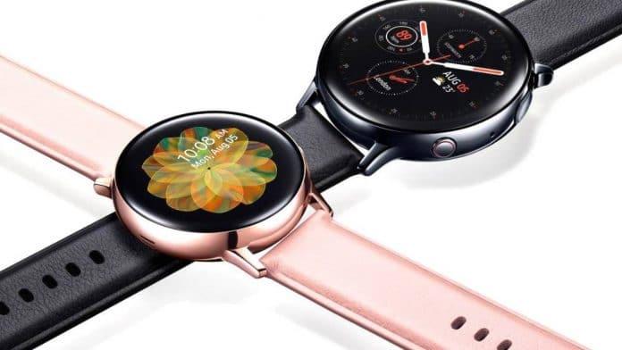 galaxy watch depolama alanı