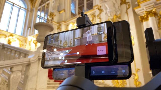 iphone 11 pro max film çekimi