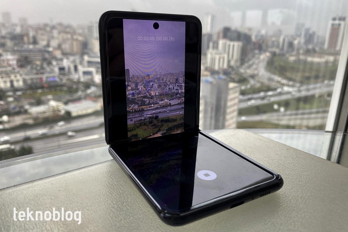 samsung galaxy z flip mobil