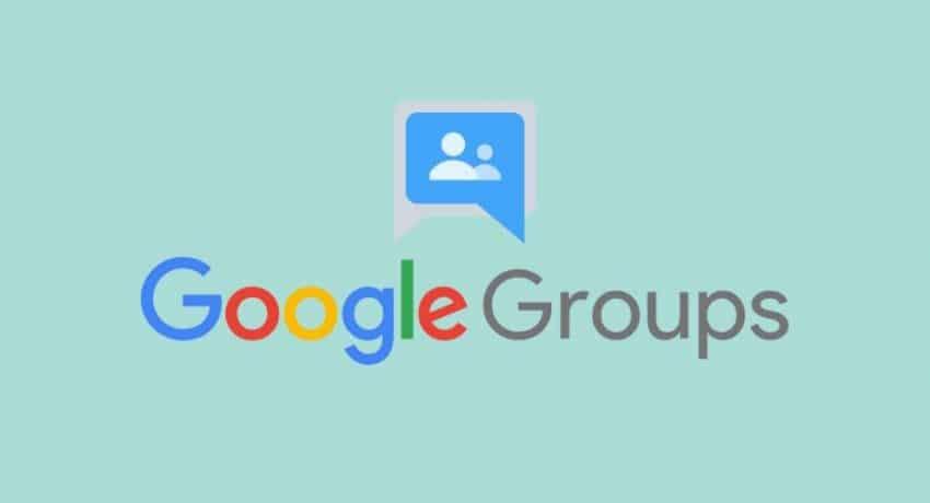 google grouplar