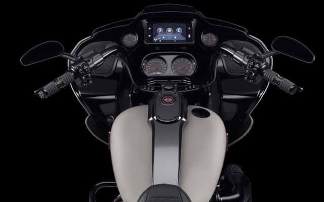harley-davidson android auto