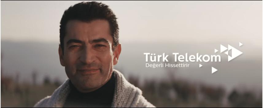 türk telekom kenan imirzalıoğlu