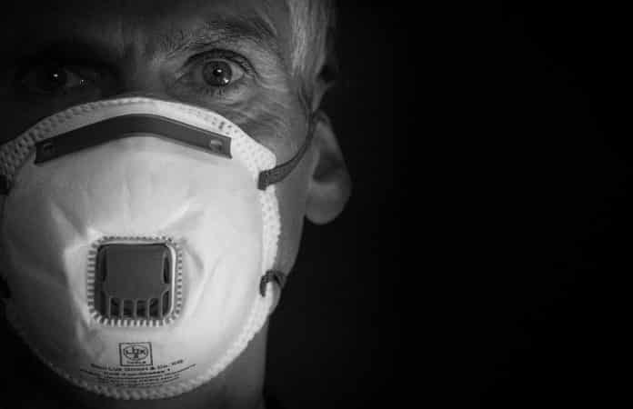 koronavirüs maske