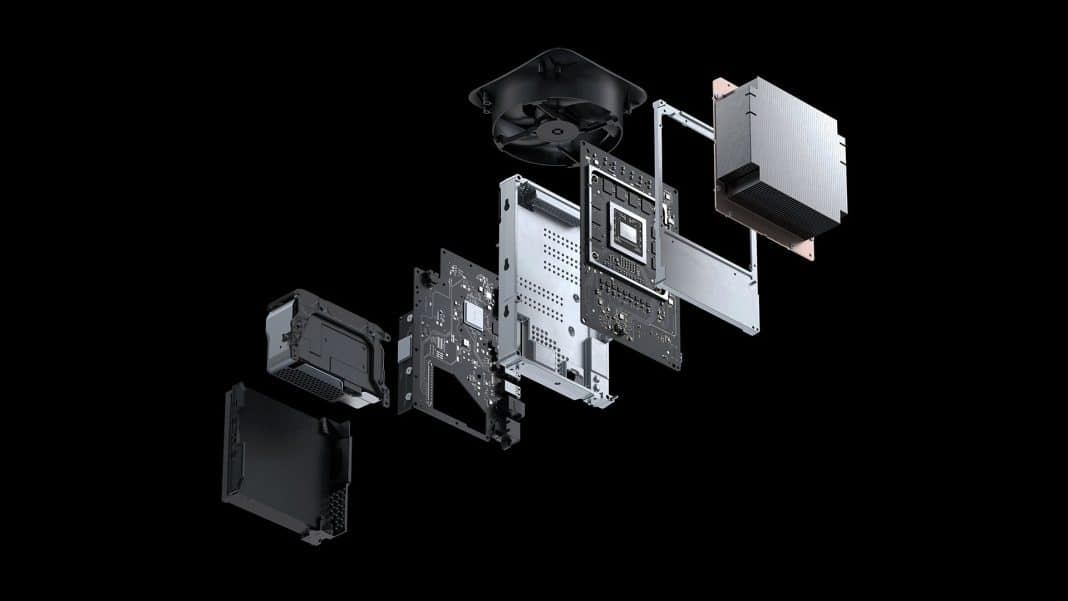microsoft xbox series x teknik detaylar