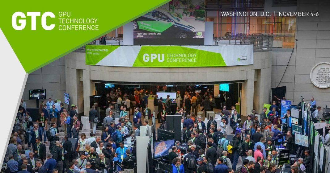 nvidia gpu teknoloji konferansı