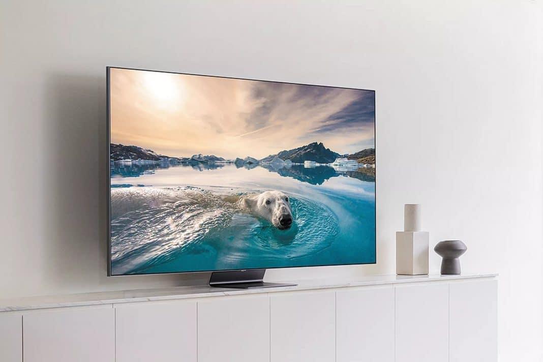 samsung qled tv 2020