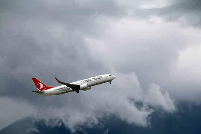 türk hava yolları koronavirüs