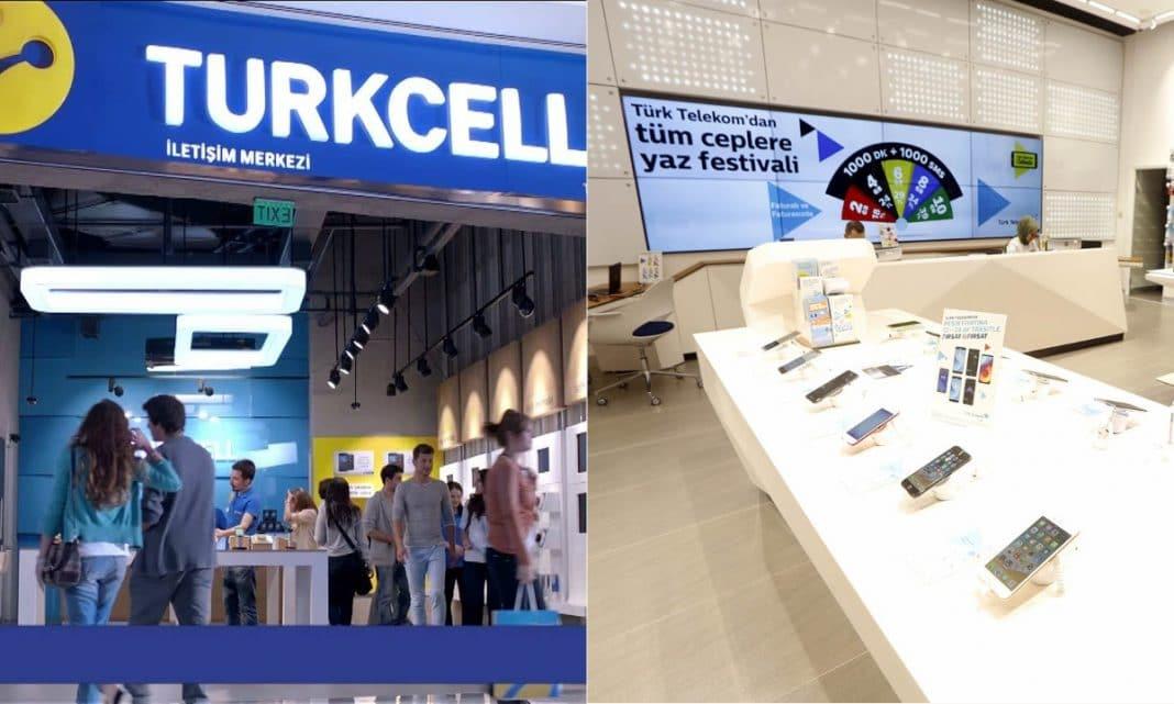 turkcell türk telekom