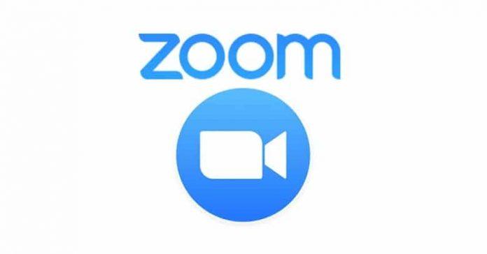 zoom logo ios video