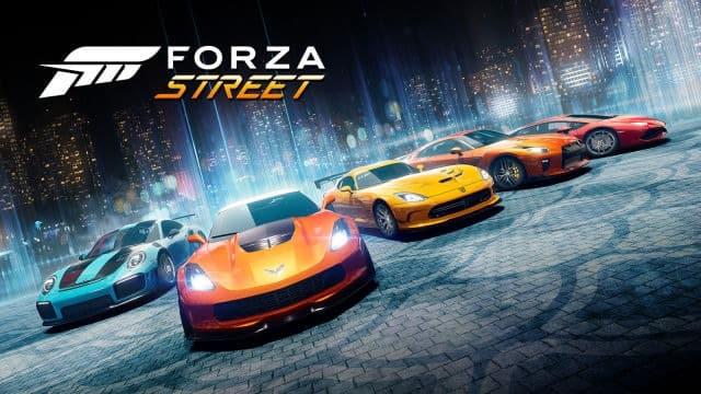 forza street mobil