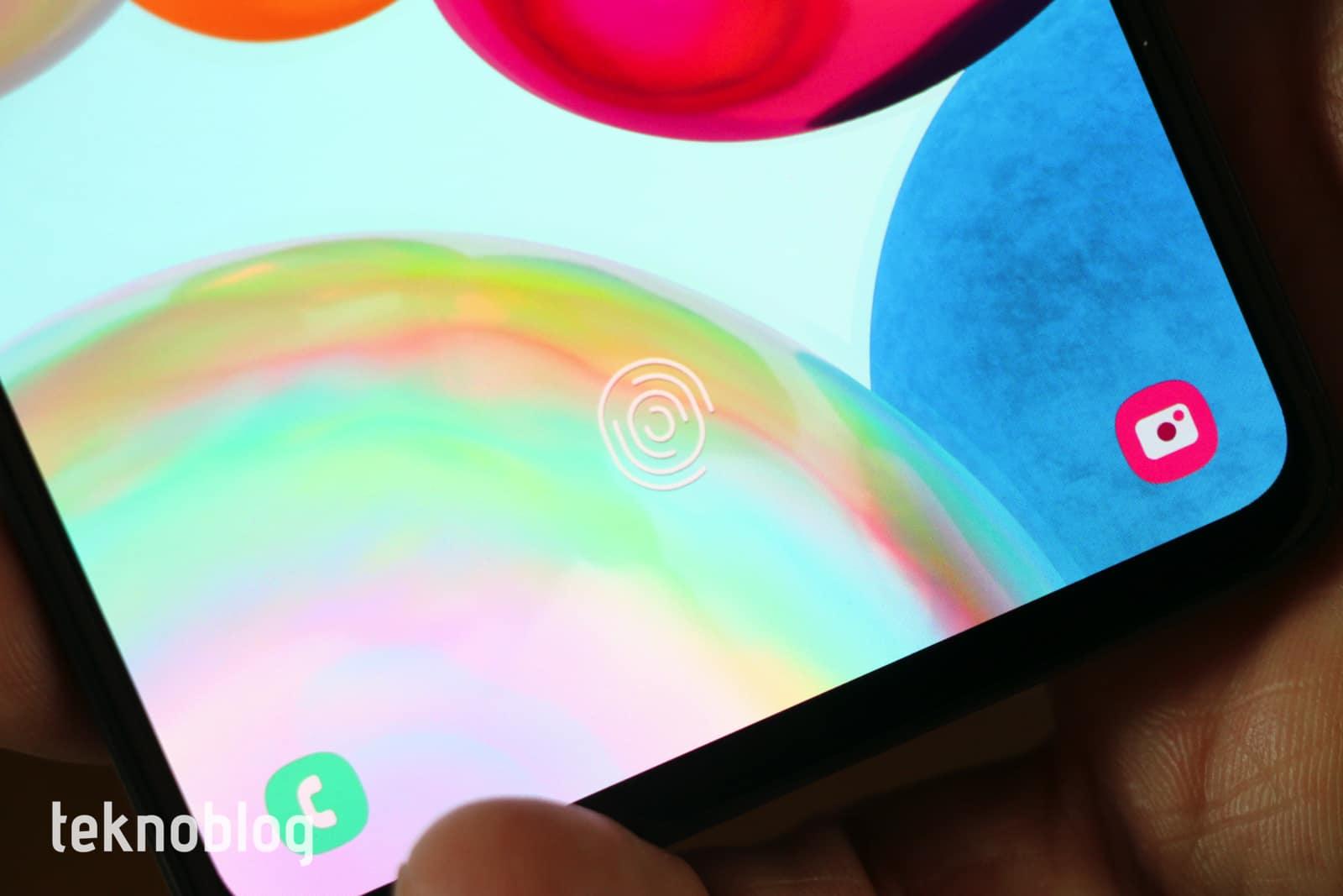 Samsung Galaxy A71 İncelemesi 9