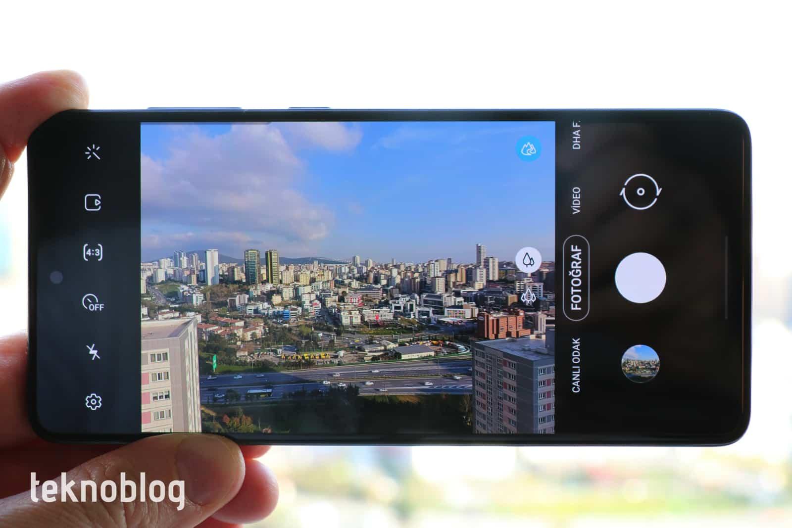 Samsung Galaxy A71 İncelemesi 11