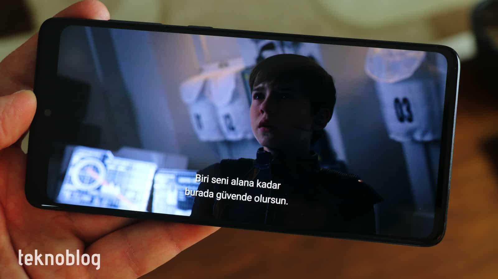 Samsung Galaxy A71 İncelemesi 4