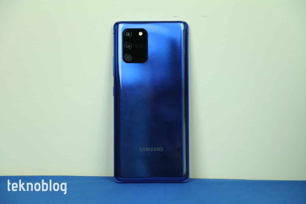 Samsung Galaxy S10 Lite İncelemesi 10