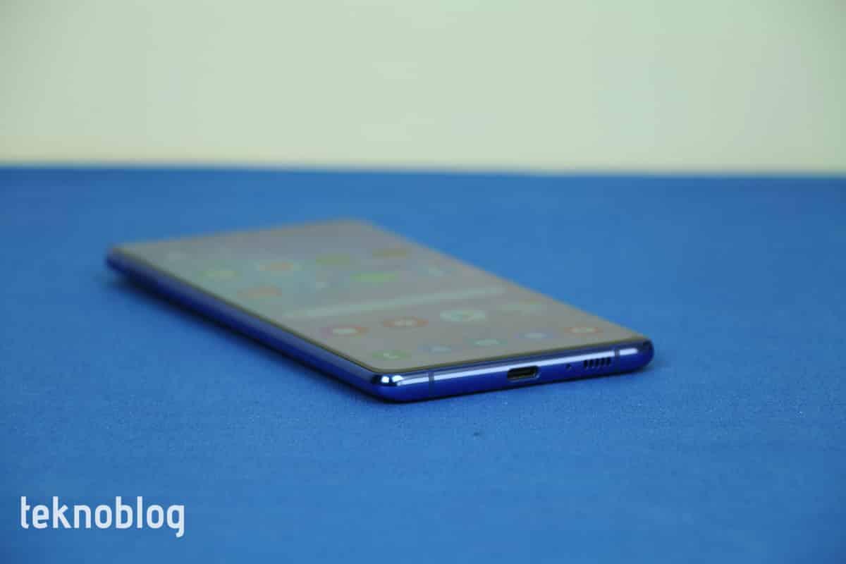 Samsung Galaxy S10 Lite İncelemesi 3