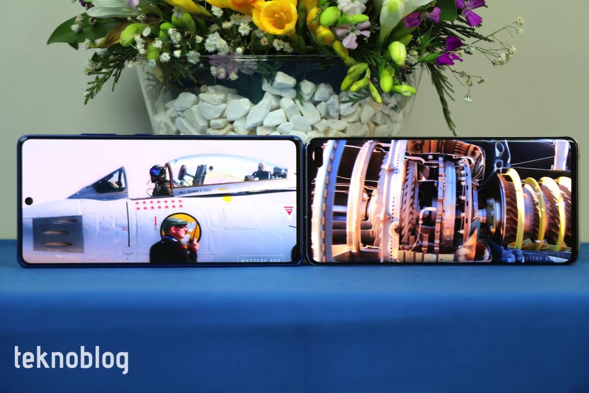 Samsung Galaxy S10 Lite İncelemesi 5