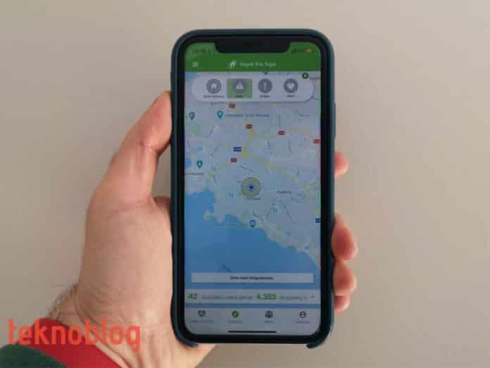 hayat eve sığar mobil