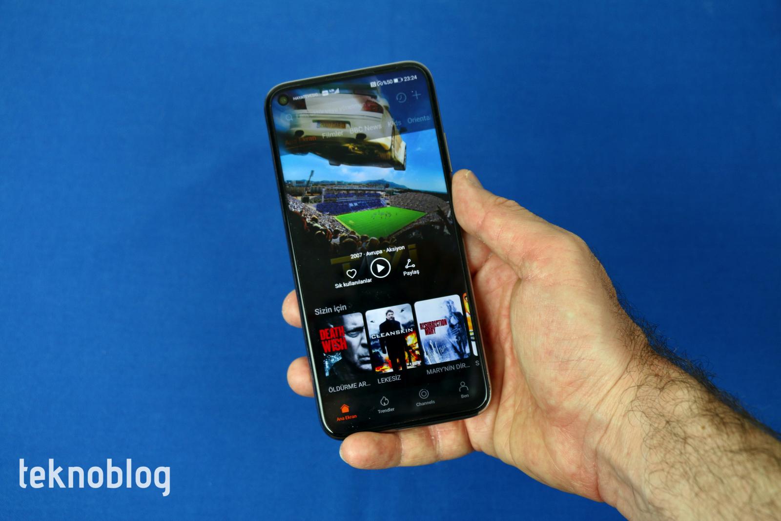 Huawei P40 lite İncelemesi 9