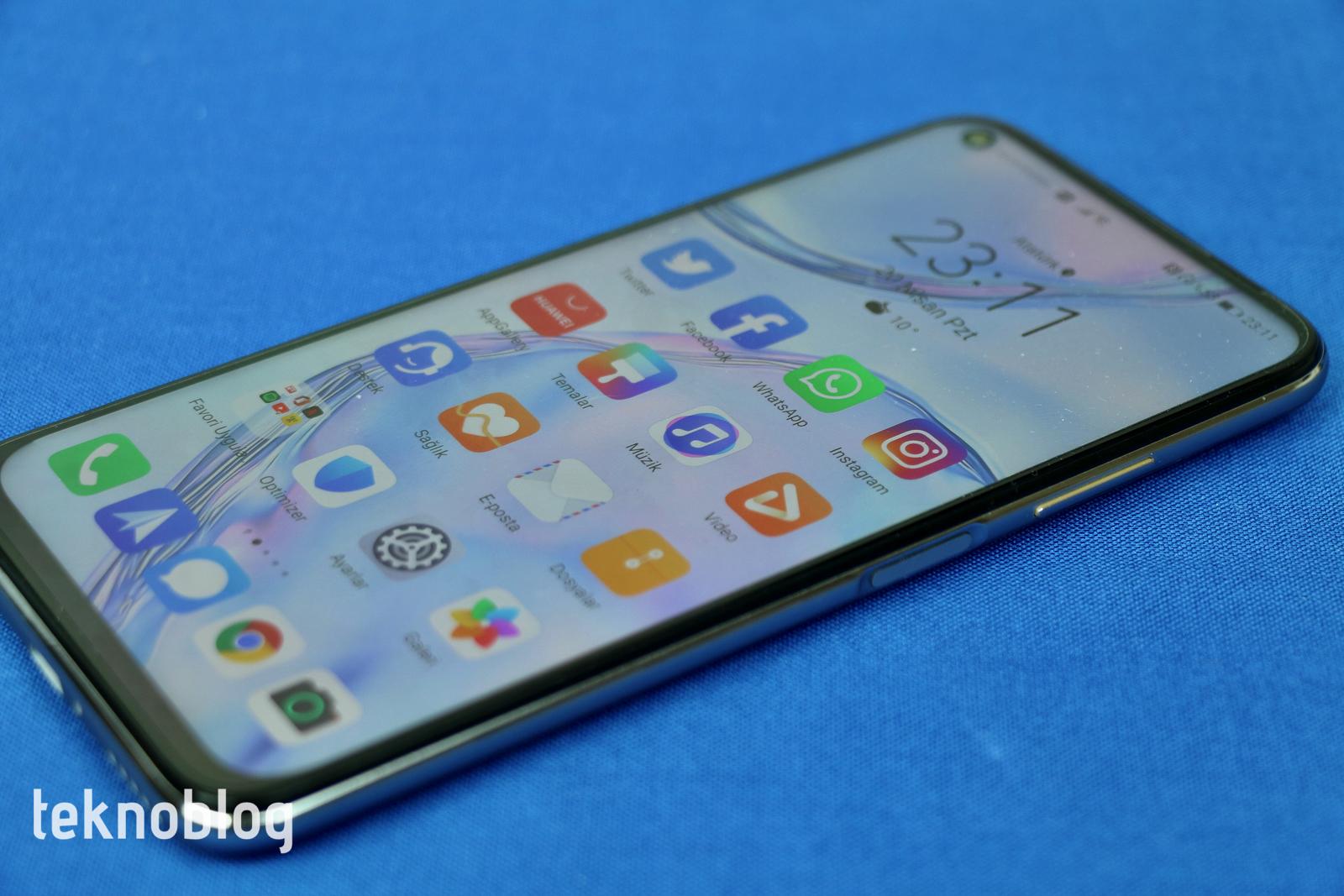 Huawei P40 lite İncelemesi 1