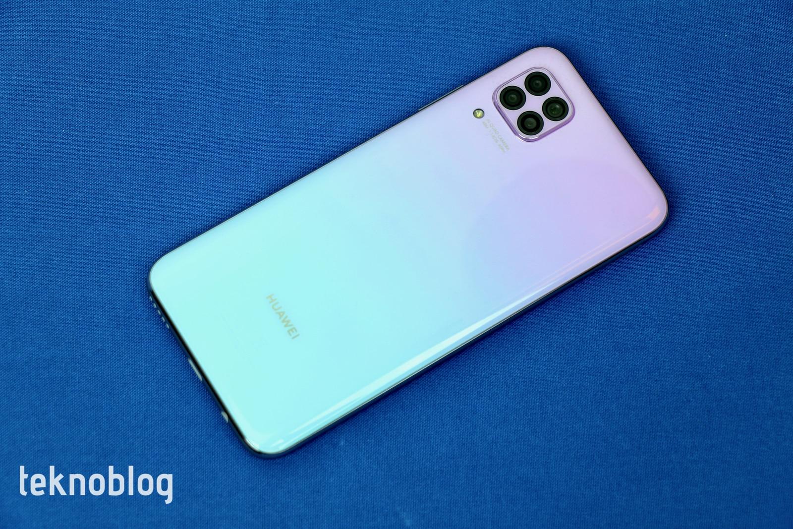 Huawei P40 lite İncelemesi 3