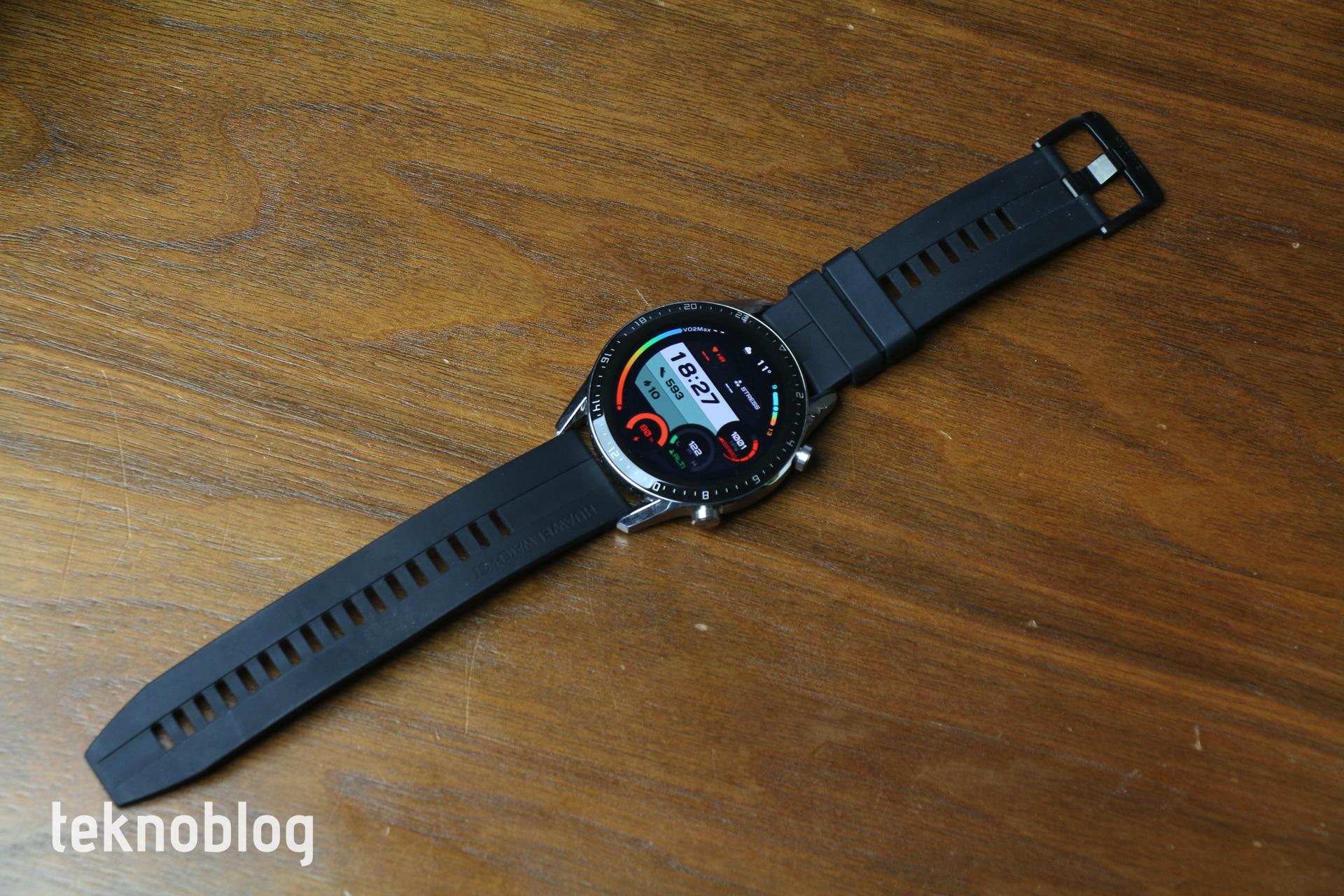 Huawei Watch GT 2 İncelemesi 1