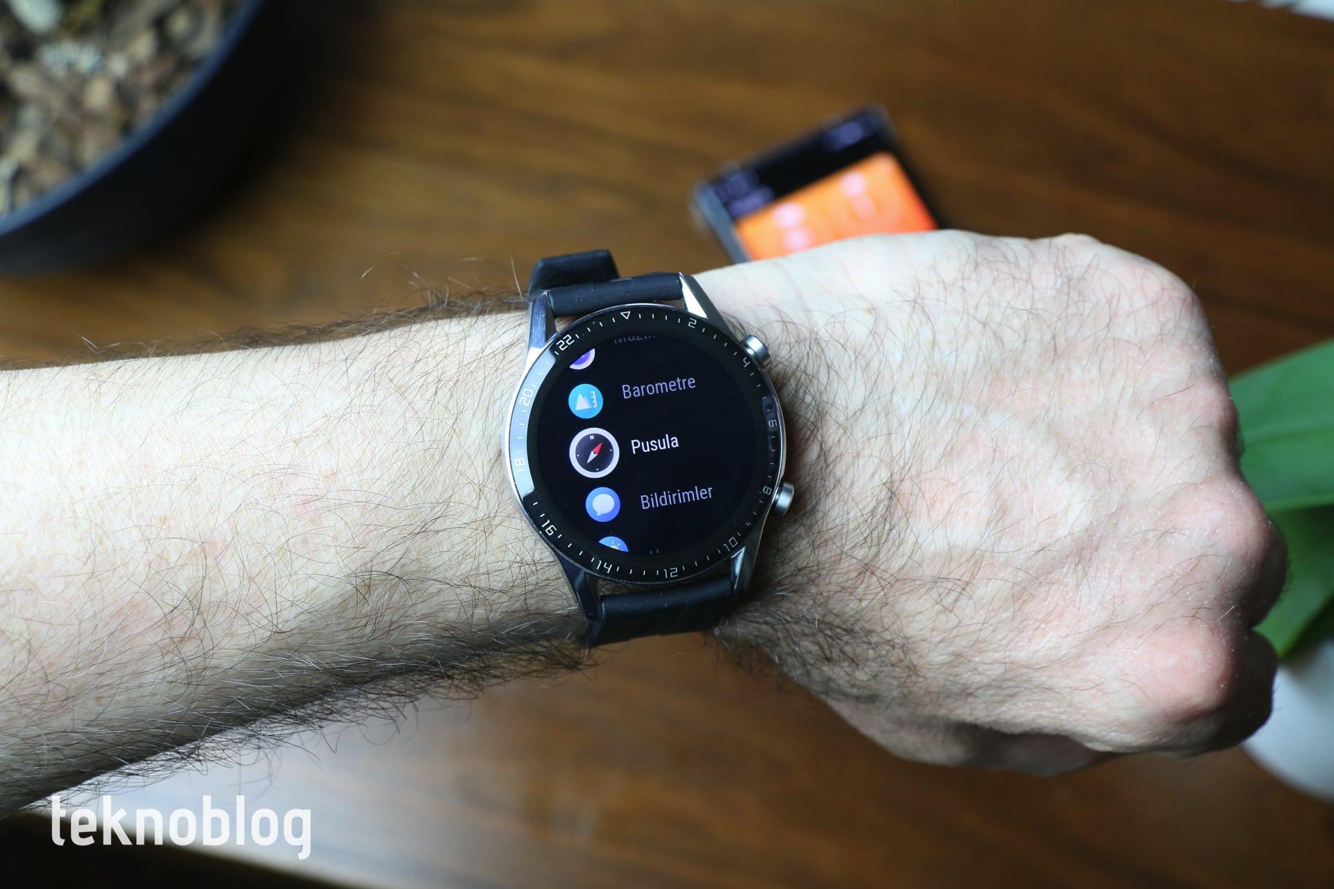 Huawei Watch GT 2 İncelemesi 3