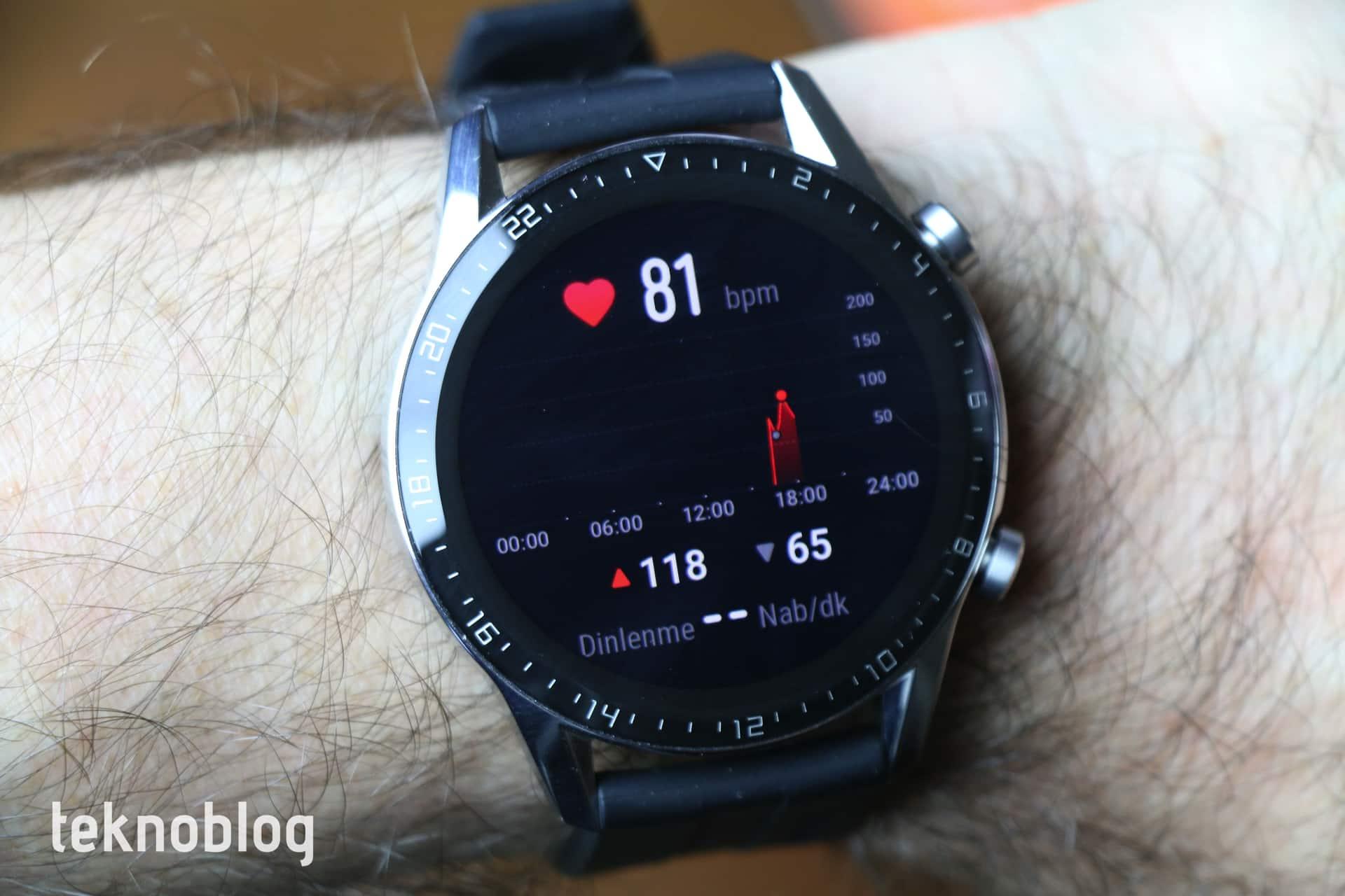 Huawei Watch GT 2 İncelemesi 6